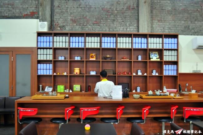茉莉花壇夢想館品茶區