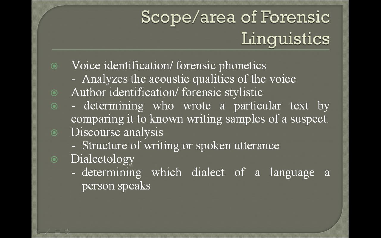 forensic phonetics Is the voice of the suspect the same as the one whispering a bomb threat on a police tape recording how many people were arguing in the room held under audio surveillance, and what was the argument about from which part of germany is the person who made the anonymous blackmail call just the night.