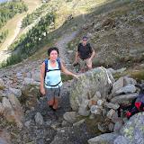 Wandern - Pfeilerwanderung17.08.11