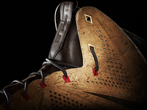 Nike Honors The Champ with Nike LeBron X CORK Limited Edition