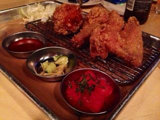 Patois fried chicken