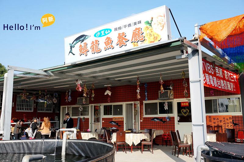 彰化員林餐廳,沙里仙鱘龍魚餐廳-2