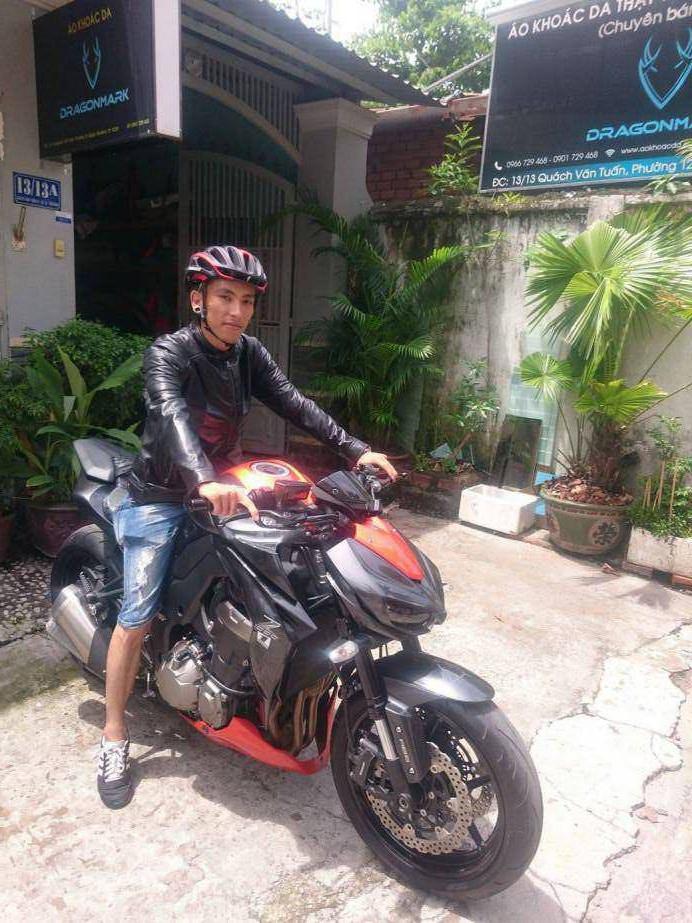 áo đi xe moto
