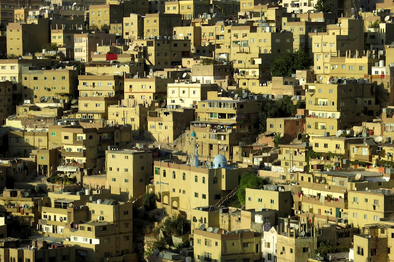 East Amman homes
