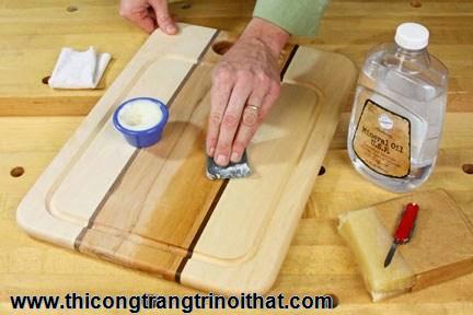Mẹo làm sạch và bảo quản đồ gỗ khi trời hanh khô - thi công nội thất gỗ-7