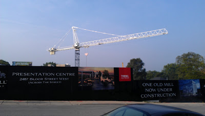 POD: Building Crane