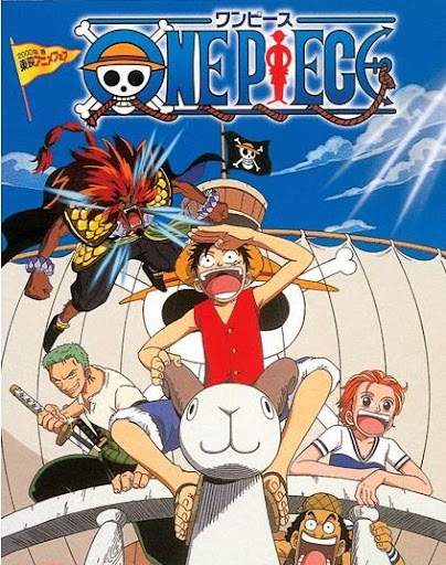 One Piece Movie 01 - The Movie