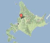 北竜町・地図