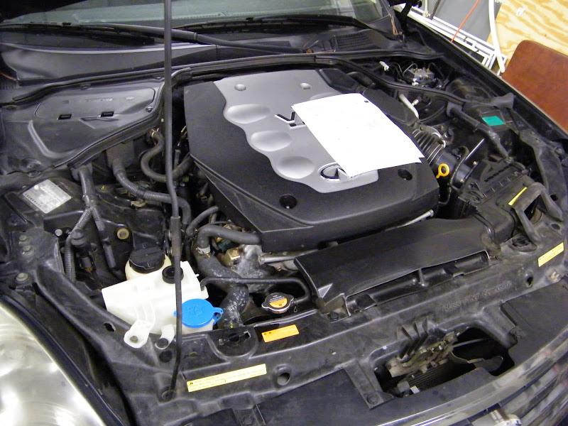 Ford Dealership Columbia Sc >> '05 Sedan Denso Radiator install writeup (my $17 radiator) - Nissan Forum | Nissan Forums