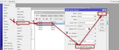 2 Cara Mudah Mencegah Netcut di Hotspot Mikrotik