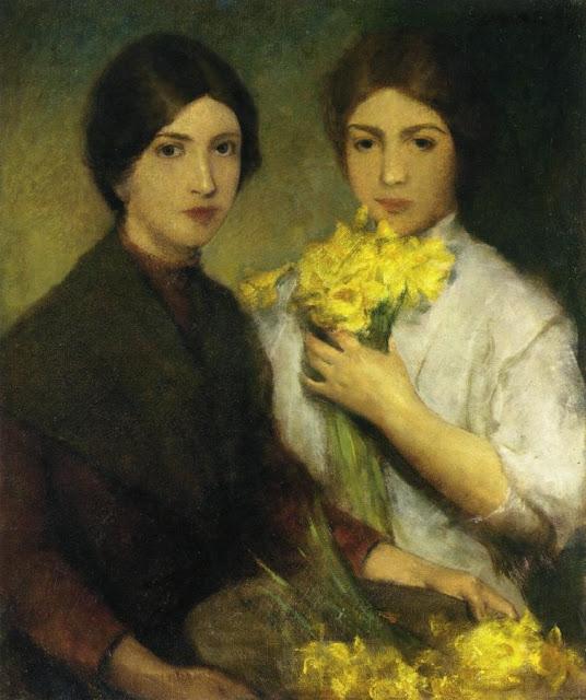 Charles Webster Hawthorne - Daffodils