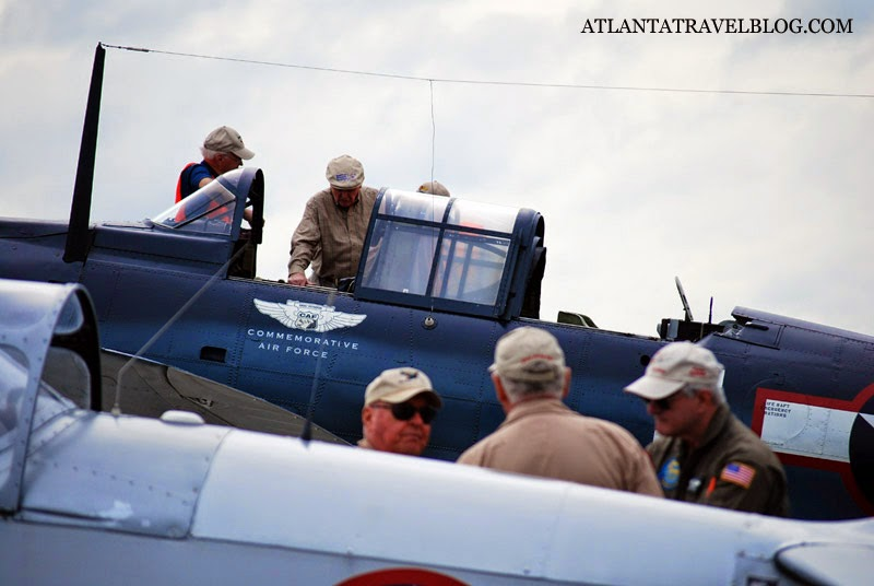 Atlanta Warbird Weekend