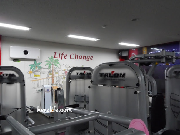 Life Change Gym in Icheon