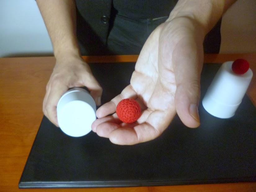 Carga cubilete pelotita 3