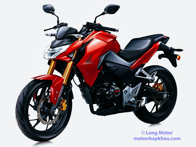 Honda CB190R 2018 Do