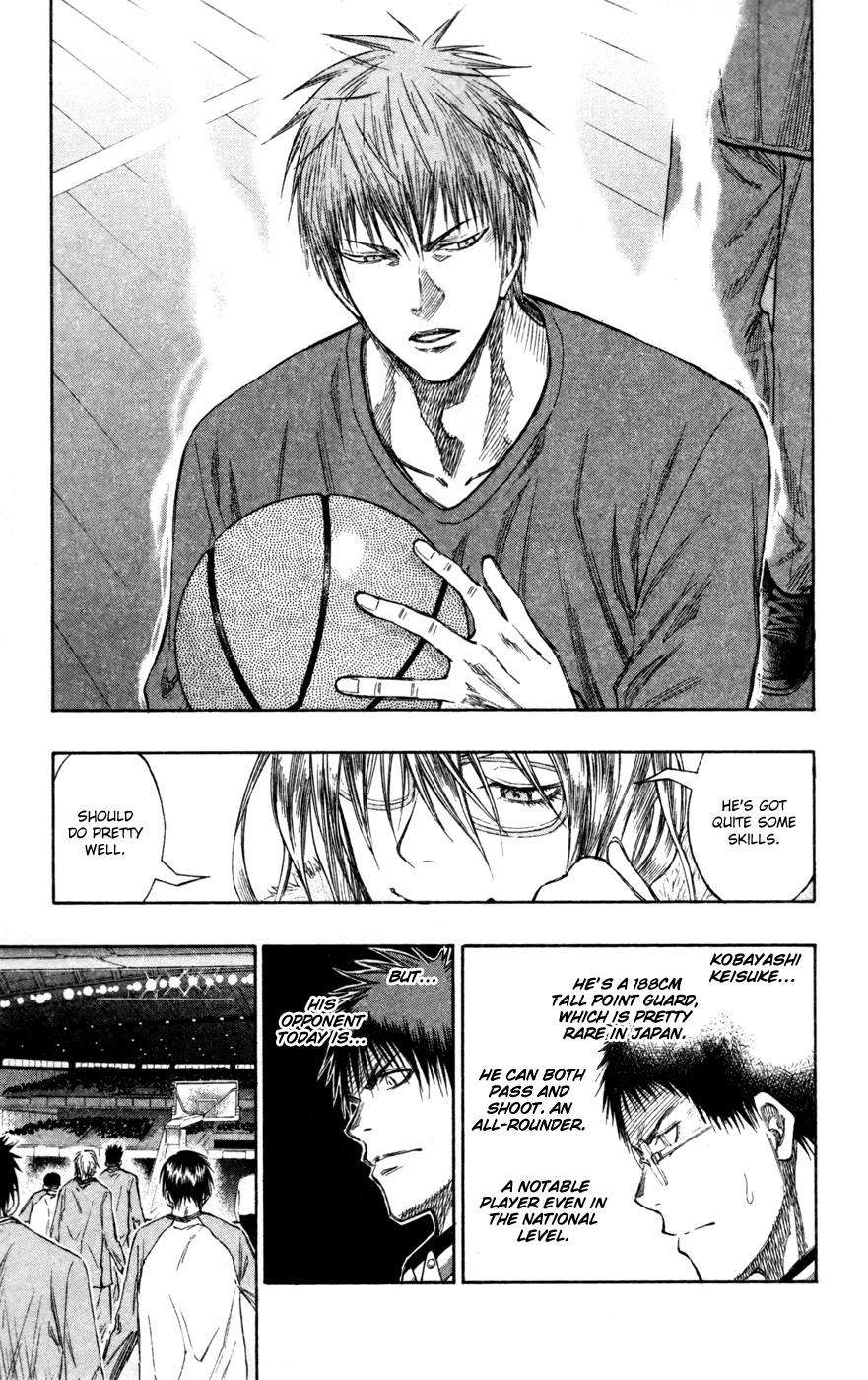 Kuroko no Basket Manga Chapter 141 - Image 13