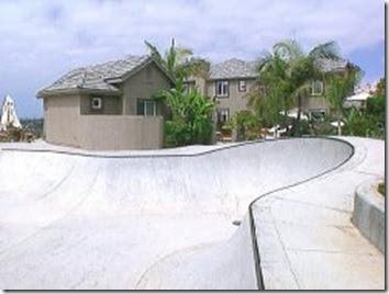 Rumah Termewah Selebriti Amerika - Tony Hawk house