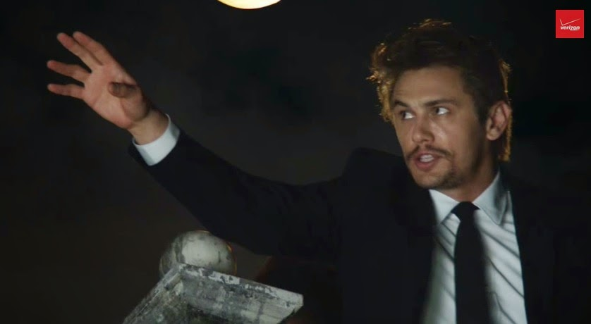 The Fall with James Franco — Motorola Droid Turbo Verizon Wireless Commercial