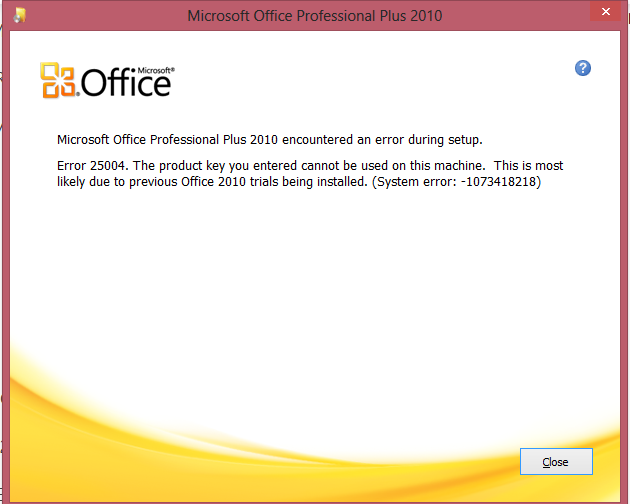 ms office 2010 professional product key