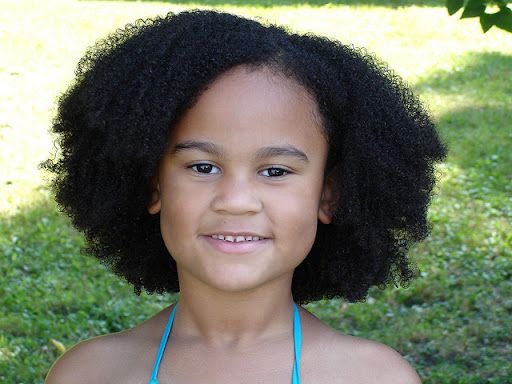 Pictures Of Little Girl Hairstyles. Little girl natural Hairstyle