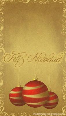 Etiquetas y felicitaciones de Navidad para imprimir gratis.