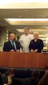 The team of the Heathman Restaurant