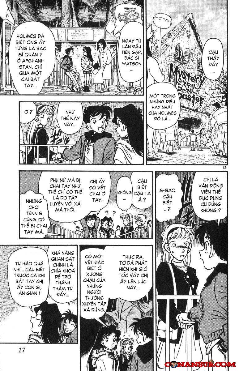 cn 017, Thám tử lừng danh Conan chap 1    NarutoSub