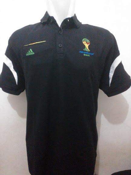 Jual Kaos Polo Piala Dunia Brazil 2014