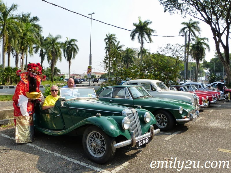 Ipoh Vintage Car Club CNY Gathering