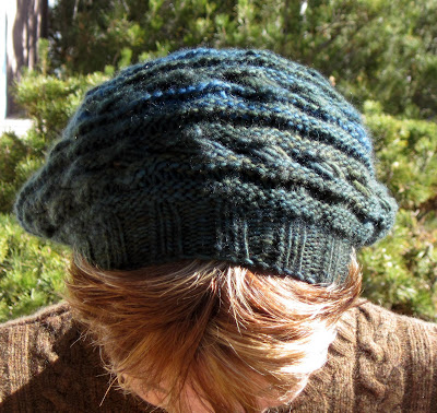 Trails Slouch hat  http://ravel.me/NarumKnits/jk1m9
