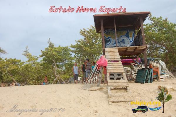 Playa Caribe, Estado Nueva Esparta, Municipio Gomez