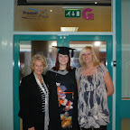 Kayleigh with Janice and Donna