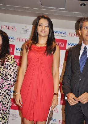 Trisha at Femina Magazine Launch Stills