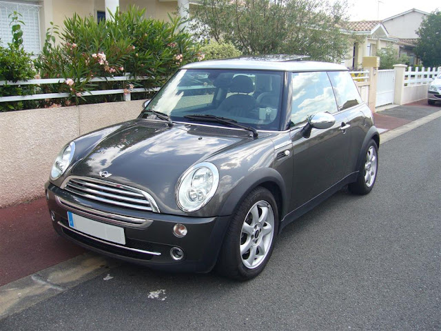 mini cooper cvt de 2006 far forum forum automobile de discussions. Black Bedroom Furniture Sets. Home Design Ideas