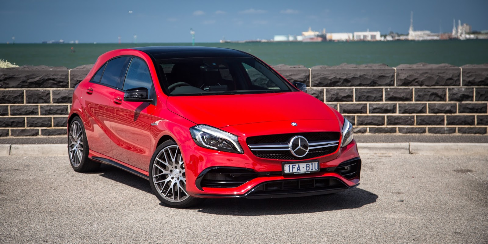 Mercedes AMG A45 4Matic 2016