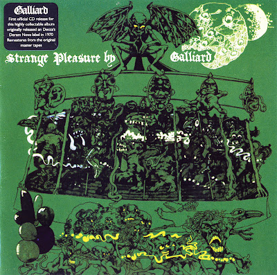 Galliard ~ 1969 ~ Strange Pleasure