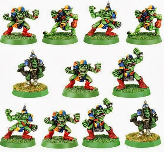 Goblins Blood Bowl
