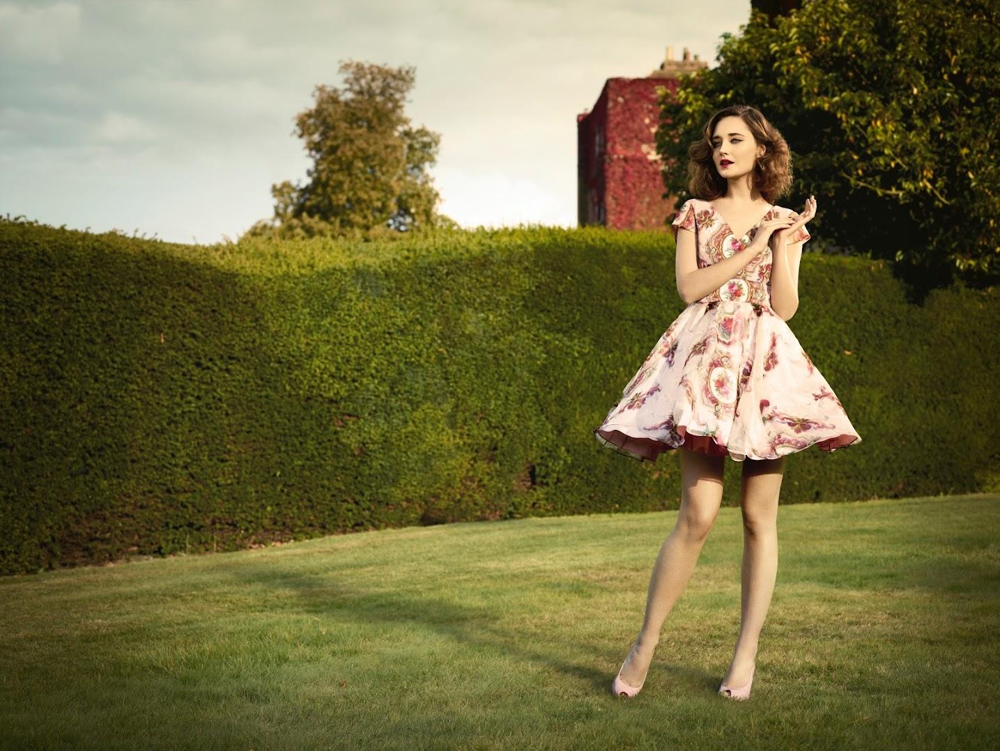 *Ted Baker 英國紳士名媛時尚之路:S/S 2013 Collection! 3