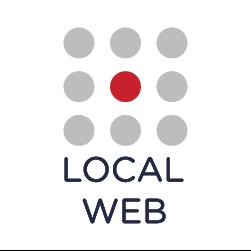 Local Web logo