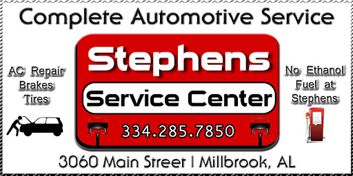 stephens service center in millbrook alabama