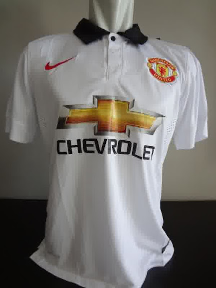 Jersey Manchester United Away 2014-2015