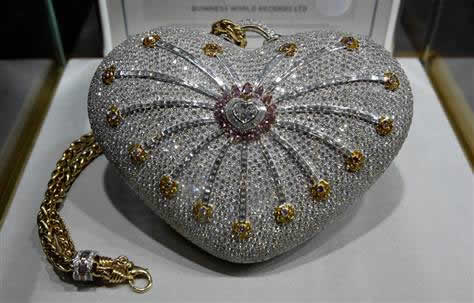 20cef229b29c In 2007 we had the exclusive on the Chanel Diamond Forever Classic Bag  which came with a $261,000 price tag. But today $261k appears to be nothing  compared ...
