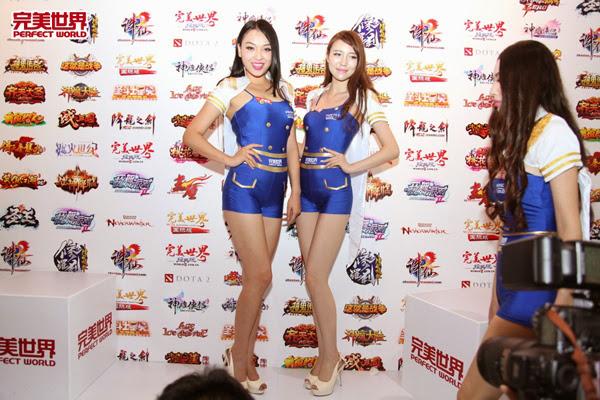 Ngắm dàn mỹ nữ của Perfect World tại ChinaJoy 2013 11