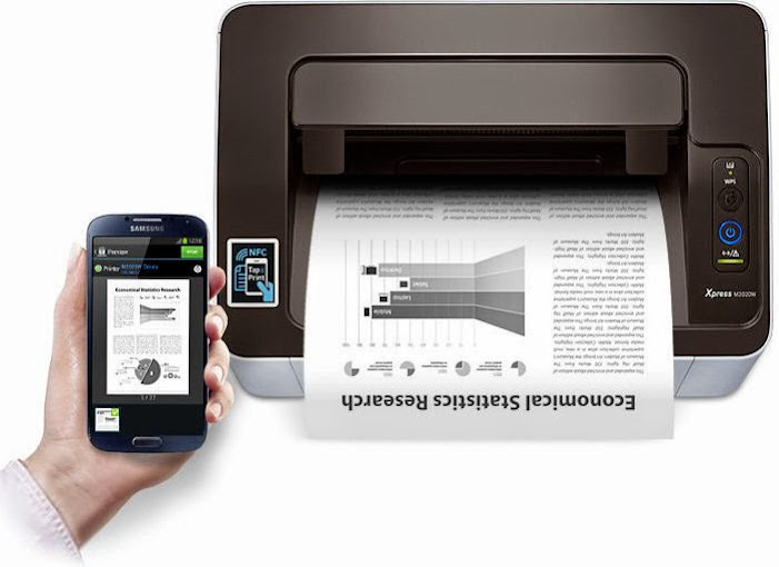 Принтер Samsung SL-M2020W. Фото 3