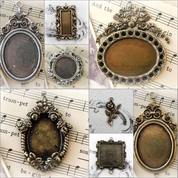Newly Added Charm Frames