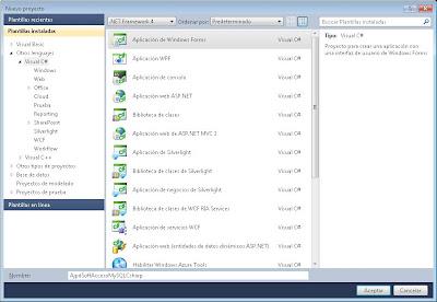 Desarrollar aplicación C# para acceso a MySQL Server de forma nativa con ADO.NET Driver for MySQL (Connector/NET)