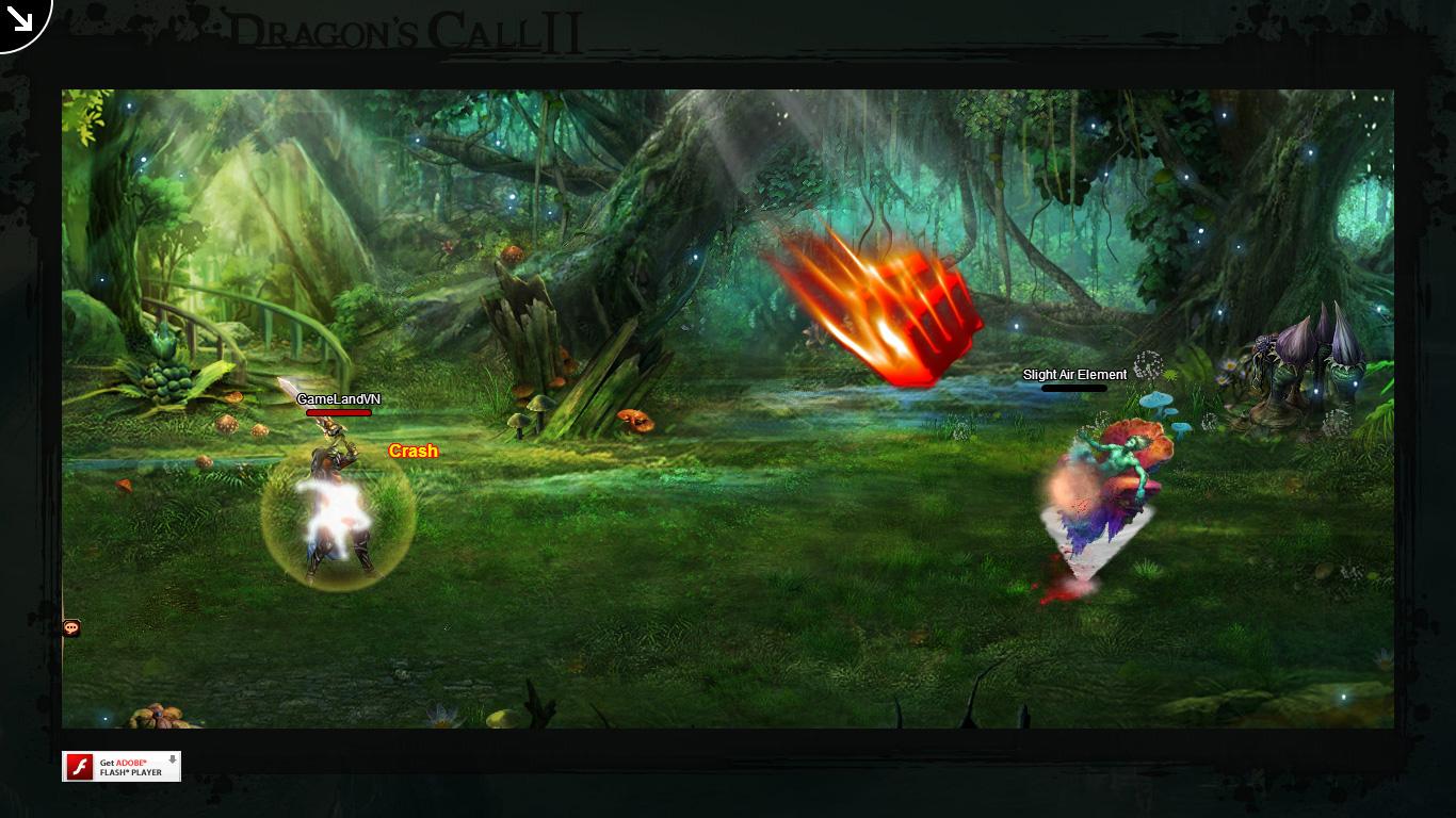 Một số hình ảnh về webgame Dragon's Call 2 - Ảnh 10