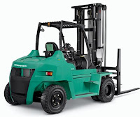 Xe nâng Diesel 6 – 8 tấn