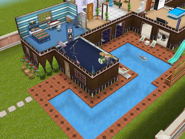 Rinlin 39 s sim2 blog the sim free play for Case the sims 3 arredate