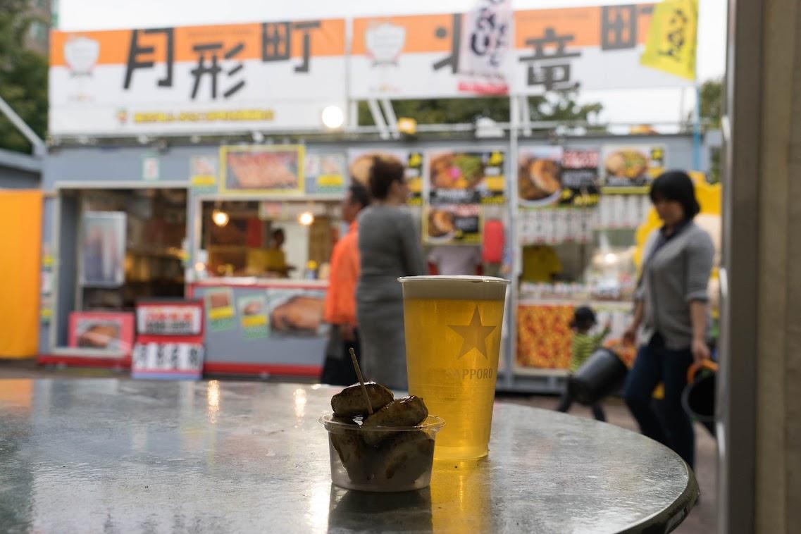 ビールのおつまみにぴったりな「黒ちゃんつくね」